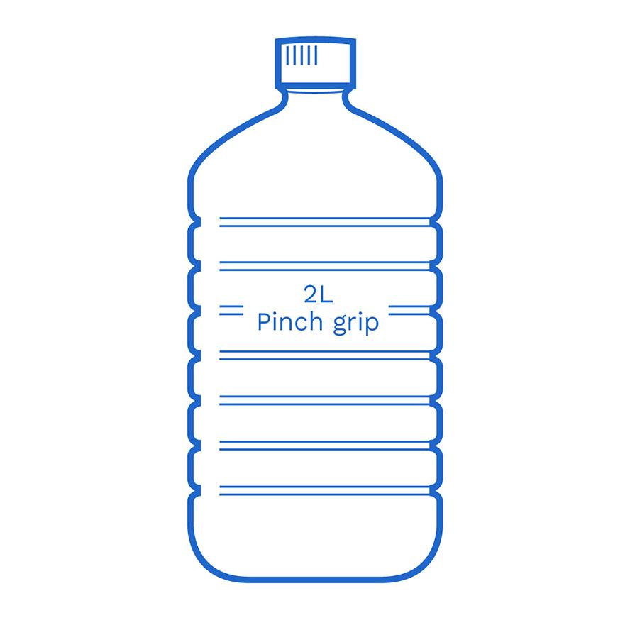 2 L Pinch grip FSUK Hull
