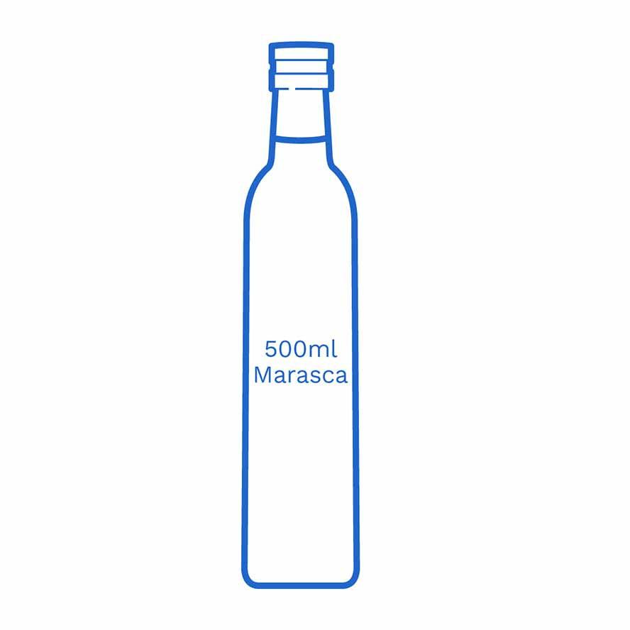 500ml Marasca FSUK Hull