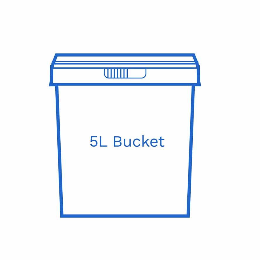 5 L Bucket FSUK Runcorn