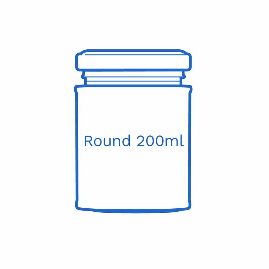 Round 200ml FSUK Runcorn