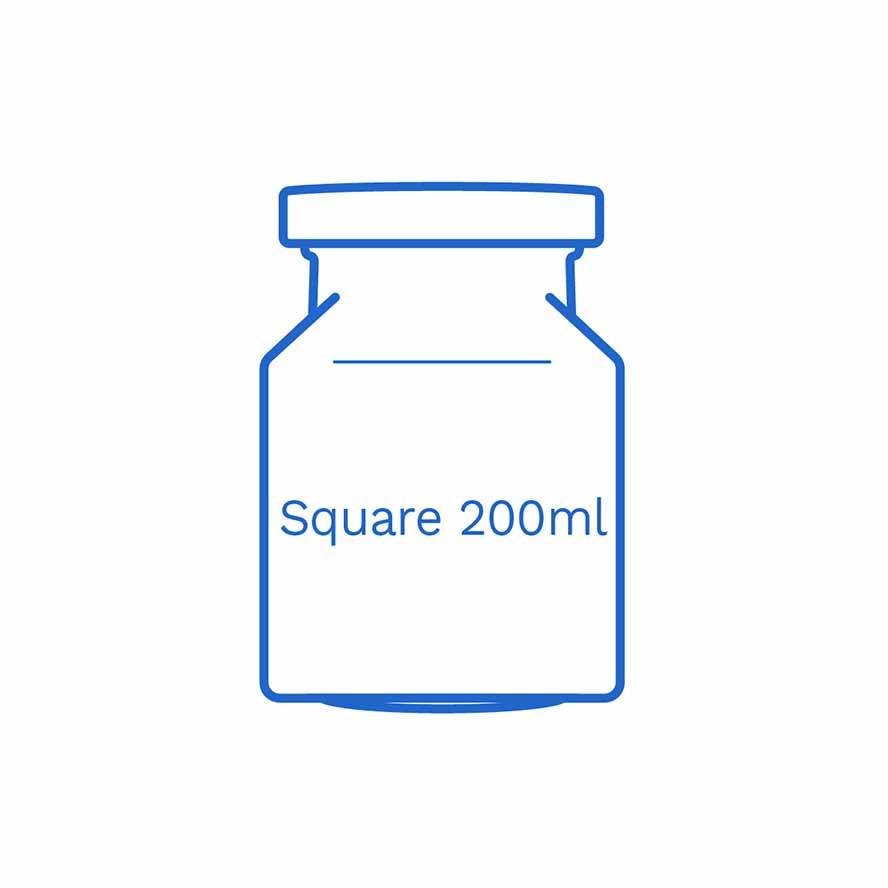 Square 200ml FSUK Runcorn