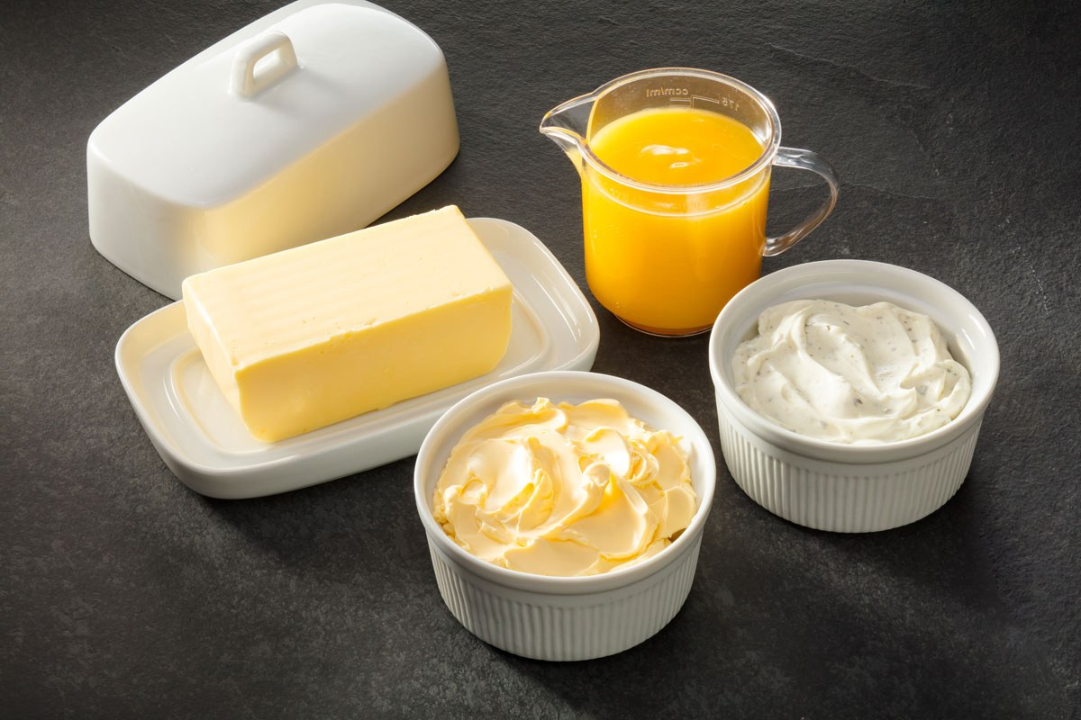 Buttery Blends Margarines Spreads FSUS