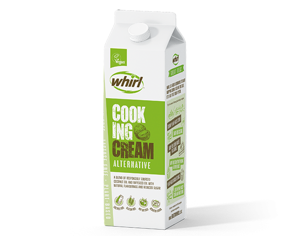Cooking cream updated