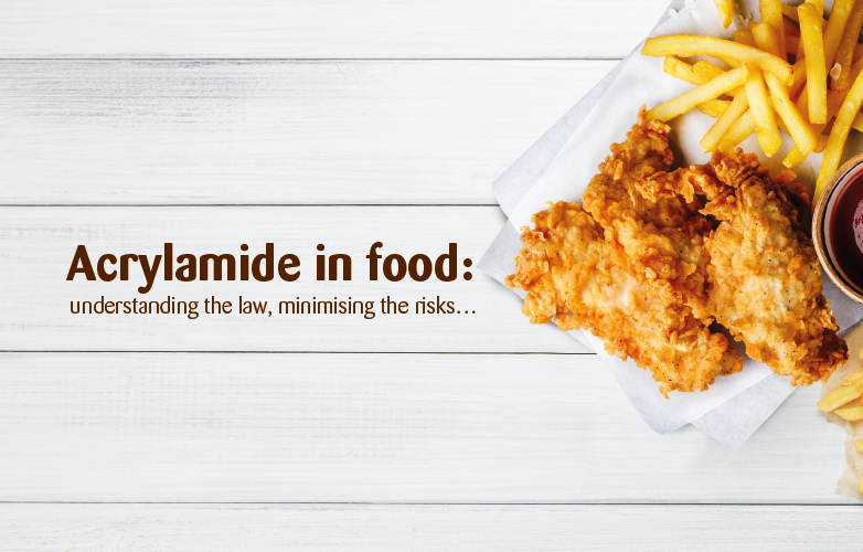 Acrylamide In Food title2