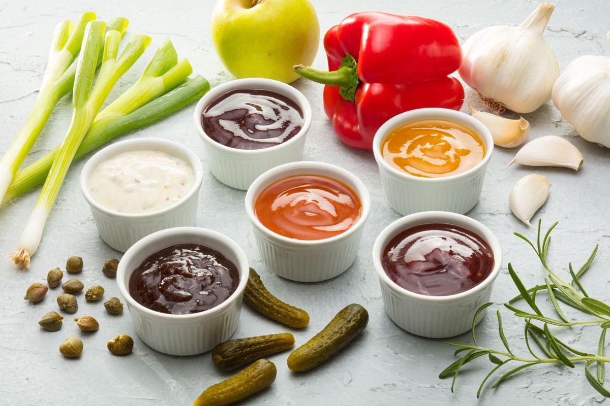 Savoury Sauces Condiments FSUS