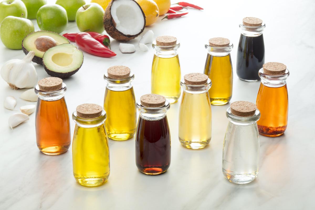 Speciality Oils Vinegars