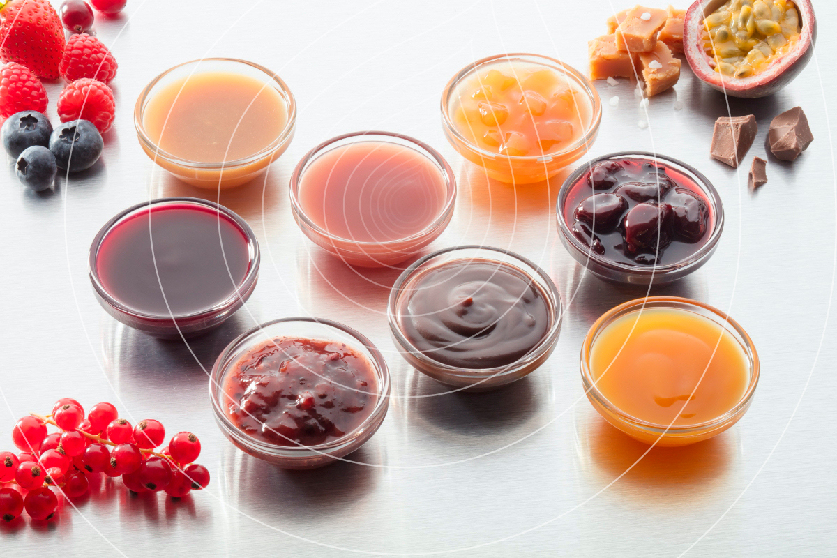 Sweet Sauces Coulis Compotes Ripple