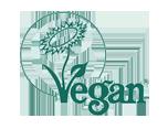 Vegan Trademark logo Small