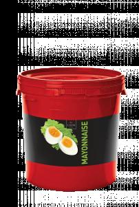 Lion Mayonnaise 10 L tub Red 1