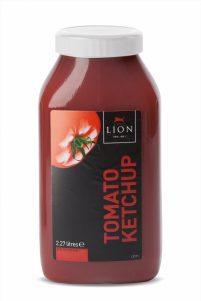 Lion Tomato Ketchup 2 27 L White Lid 2