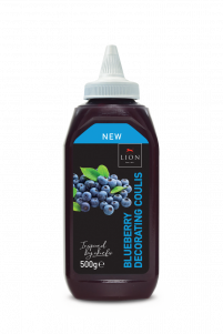 Lion Blueberry Coulis