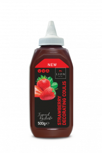 Lion Strawberry Coulis