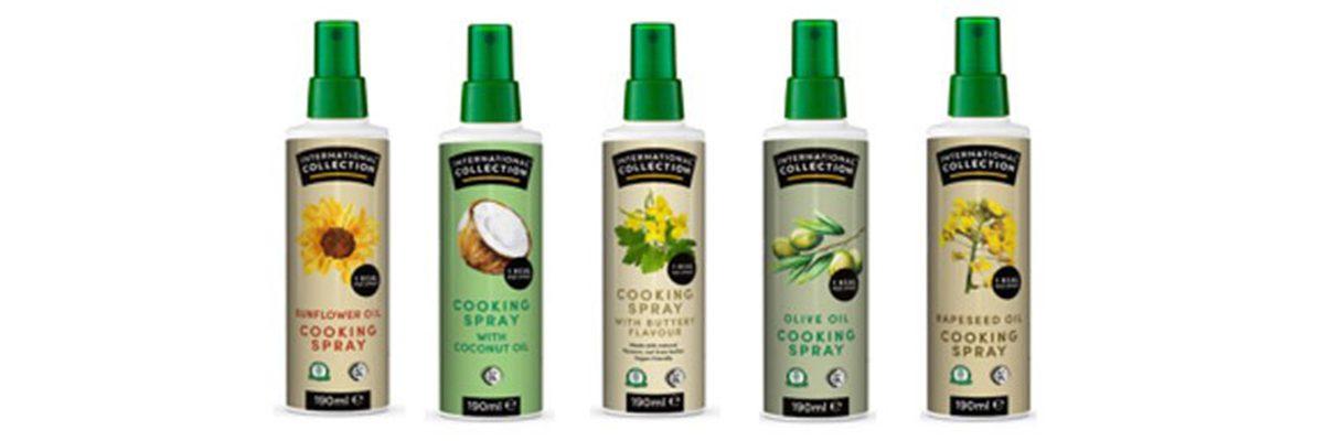 Spray oils 1200 400
