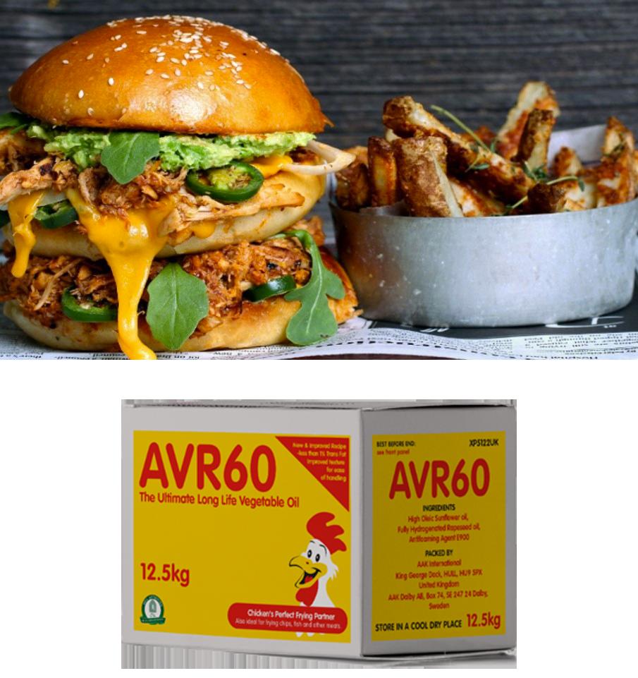 Avr60 image and box