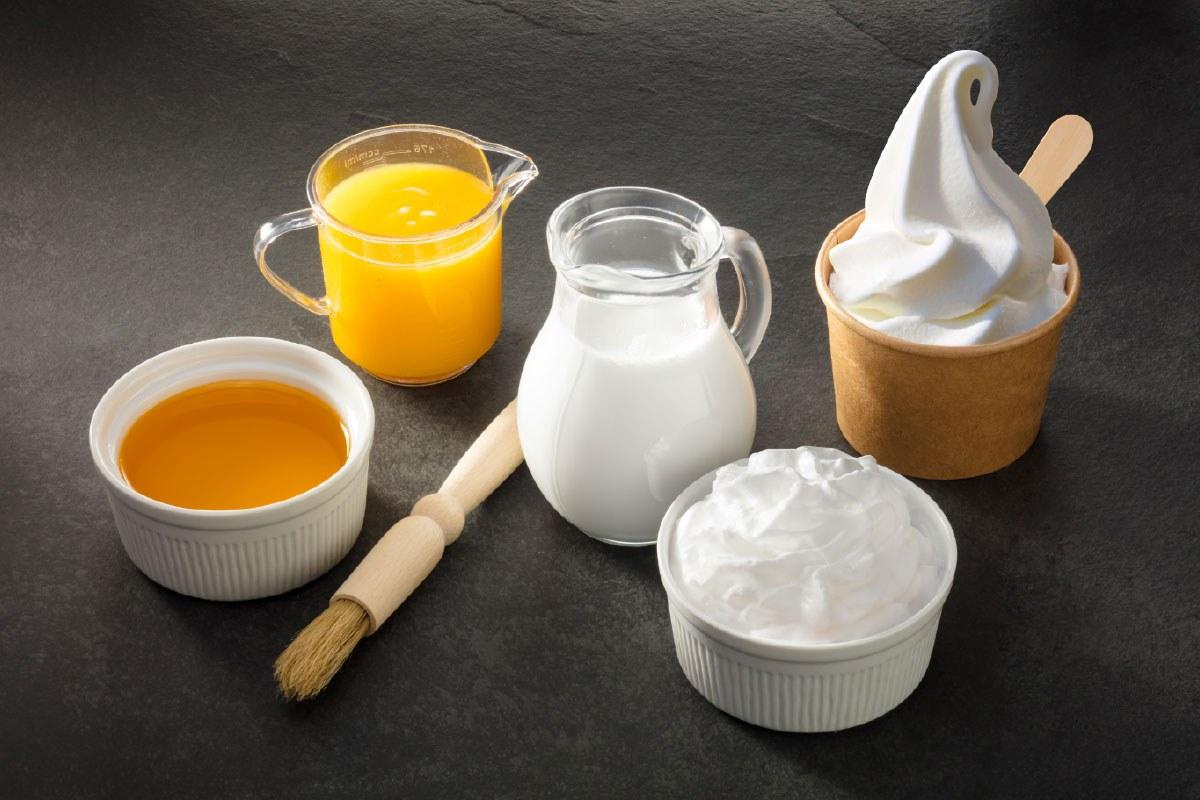 Butter cream alts