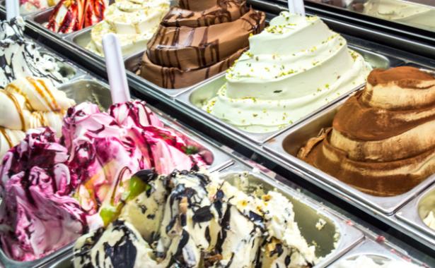 Dessert sector image