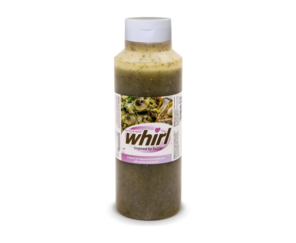 Garlic and herb whirl