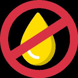 Non hydrogenated