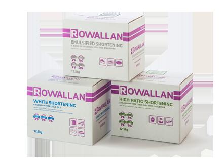 Rowallan shortenings