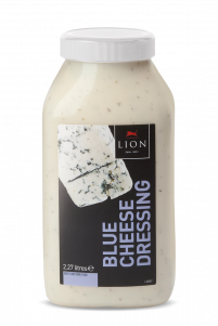 Lion Blue Cheese Dressing 2 27 L White Lid