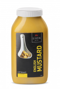 Lion English Mustard 2 27 L White Lid