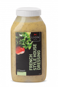 Lion French Style House Dressing 2 27 L White Lid