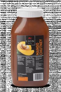 Lion Mango Chutney 2 27 L White Lid