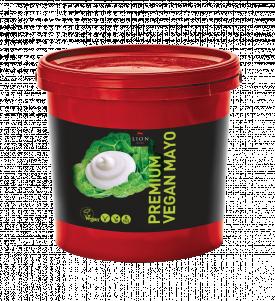 Lion Premium Vegan Mayonnaise 5 L tub Red