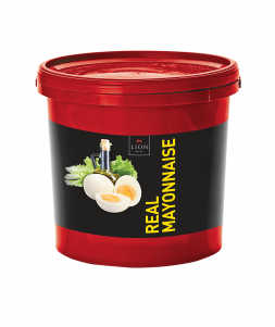 Lion Real Mayonnaise 5 L tub Red