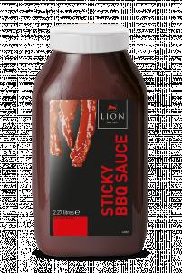 Lion Sticky BBQ Sauce 2 27 L White Lid