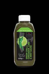 Lion Green Chilli Mint Sauce