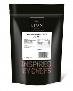 Lion Pouch Caramelised Red Onion