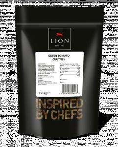 Lion Pouch Green Tomato Chutney