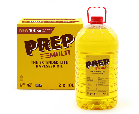 Prep Multi box outer and 10 L bottle