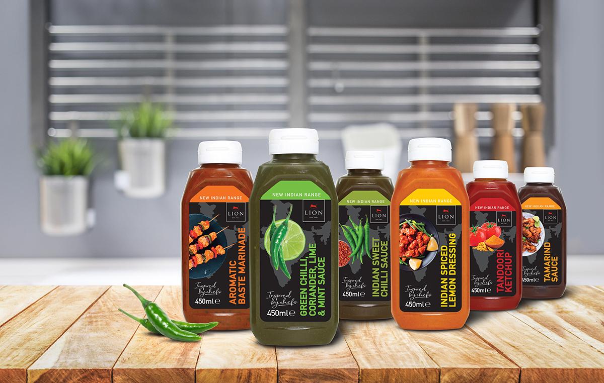 BD Foods Indian Range