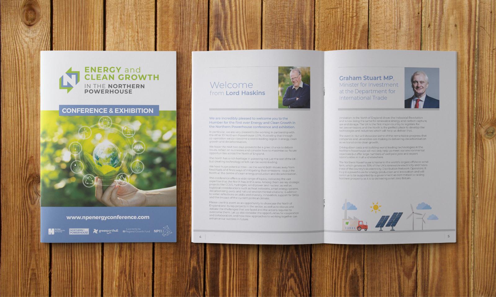 ECG Green Port Brochure Mock Up