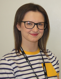 Amber Simpson, Business Extended Diploma Level 3
