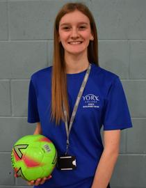 Esme Taylor Sport, (Sports Coaching) Diploma Level 2