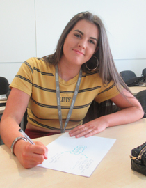 Olivia Daly, Childcare and Education (Early years Educator) Level 3
