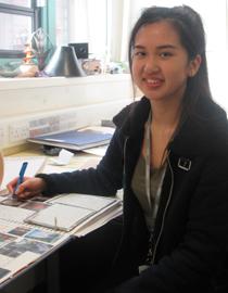 Phoebe Li, 3D Design Crafts Extended Diploma Level 3