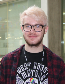 Niall Thorpe, A Level Computer Science