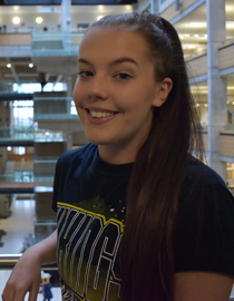 Rachel Simister, Performing and Production Arts (Musical Theatre) Extended Diploma Level 3