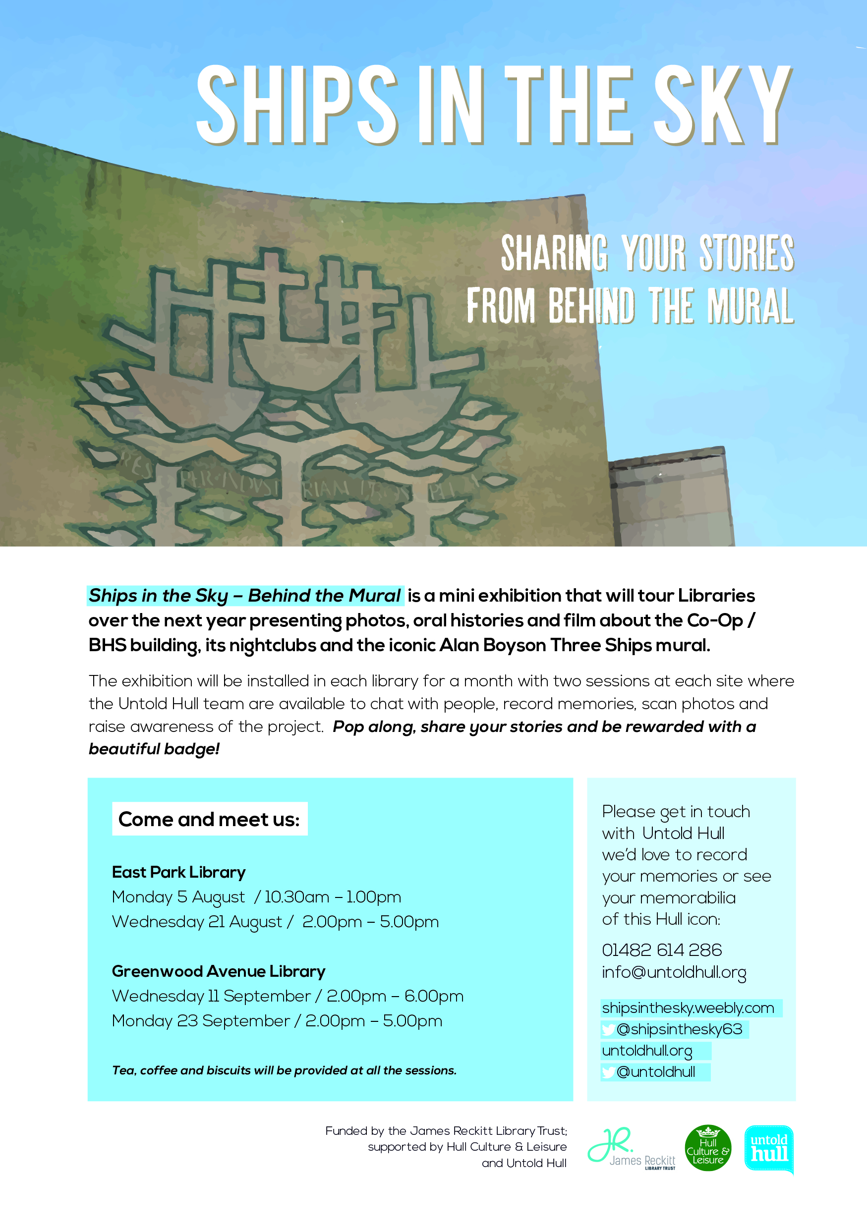 HULL LIBRARIES WHATSON JULY SEPT19 20