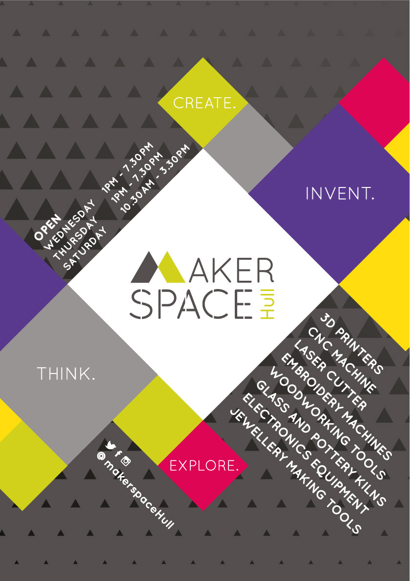 MAKERSPACE hull
