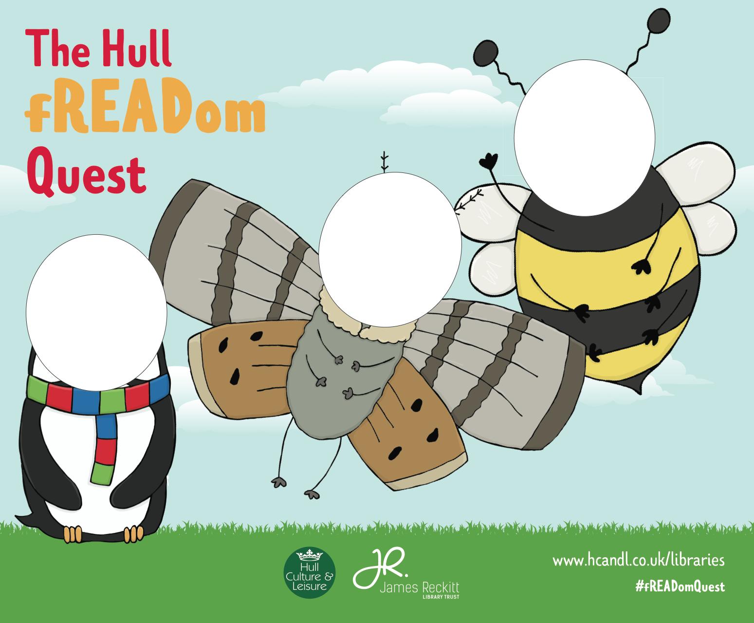 The Hull f REA Ddom Quest
