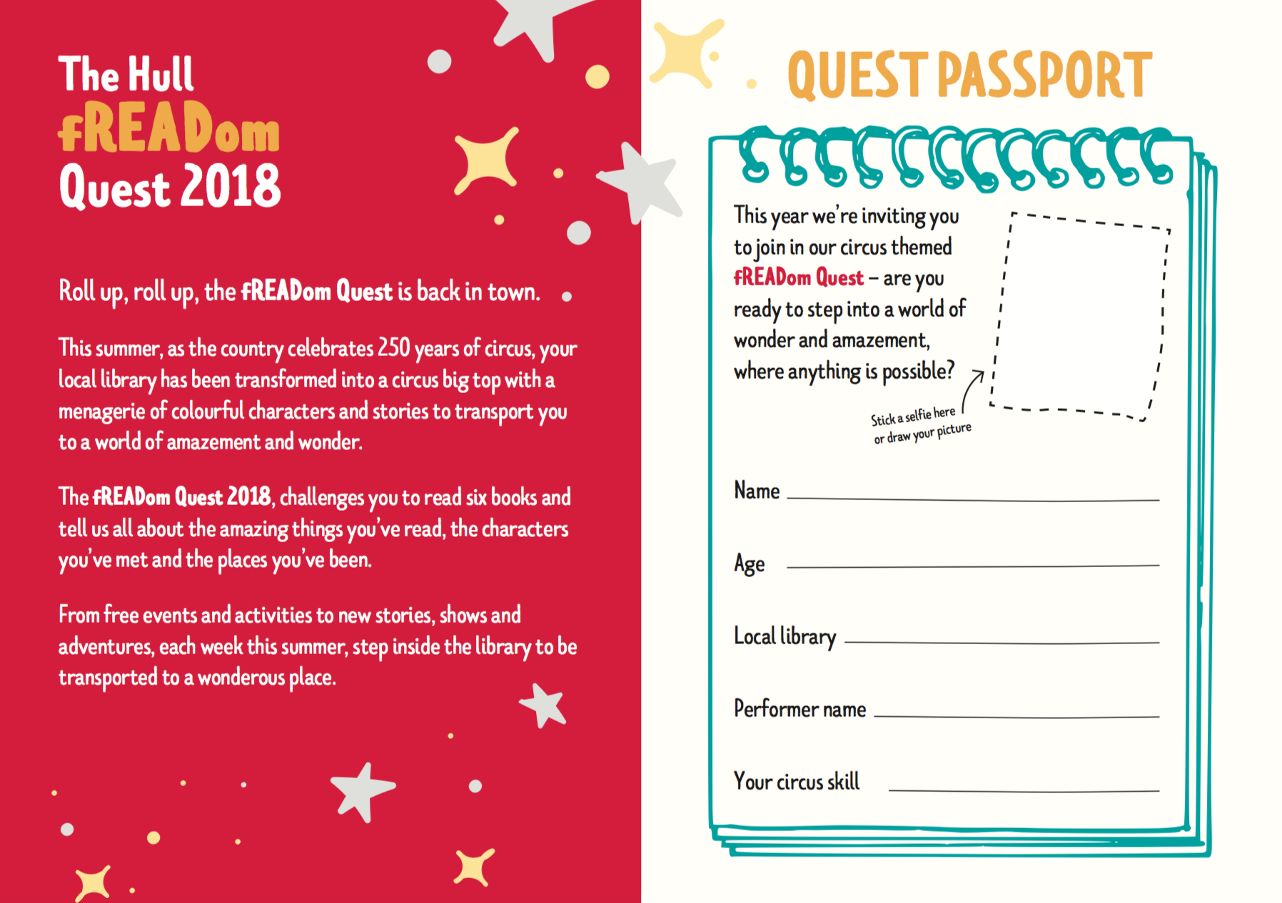 The f REA Ddom Quest 2018 booklet2