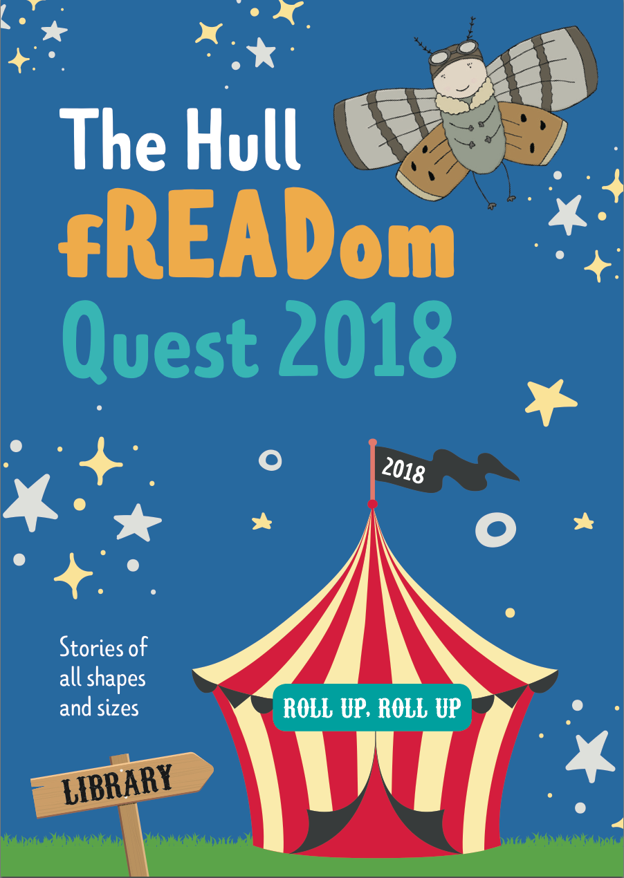 The f REA Ddom Quest 2018 booklet