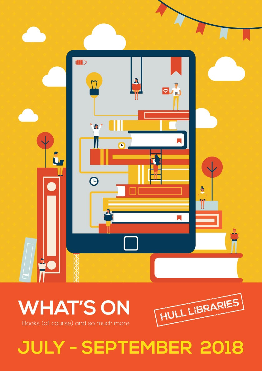 Hulllibrarieswhatsonjulysept18cover