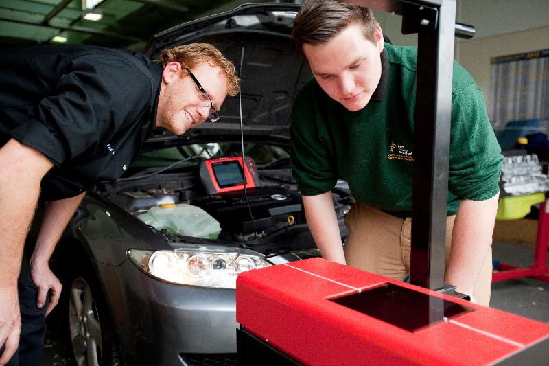 Apprentice Motor Vehicle