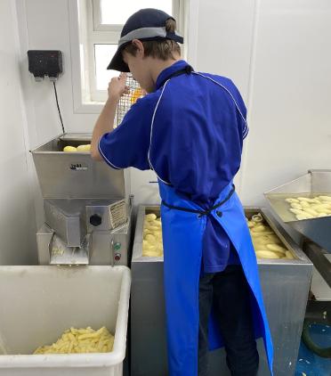 Skillsfor Working Fish Bar